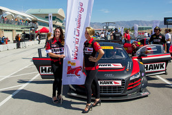 #2 CRP Racing Audi R8 LMS Ultra: Mike Skeen