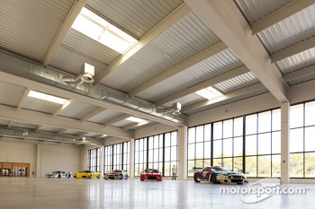 SRO Race Centre by MMC opening