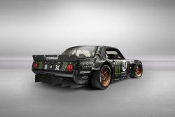 Highly modified Ford Mustang used in Ken Block's newest Gymkhana