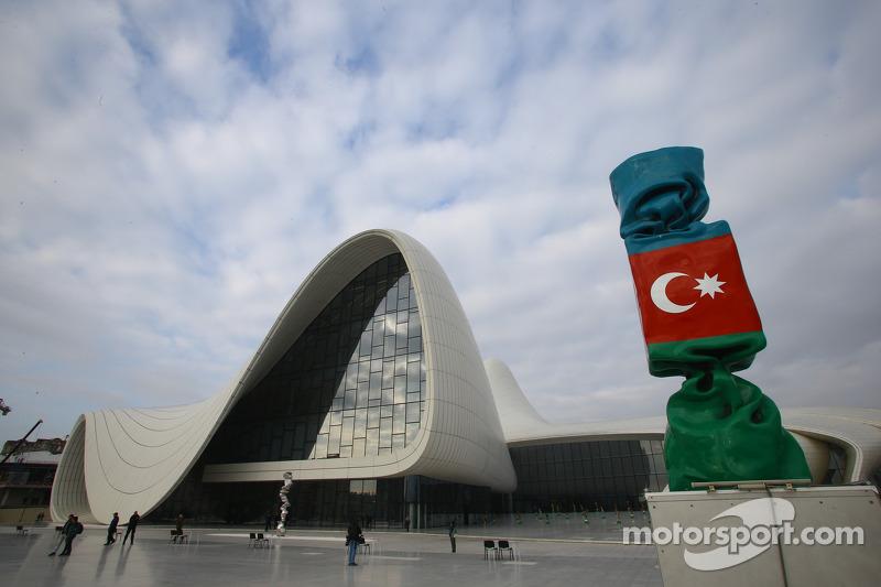 Baku Atmosphäre