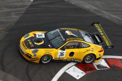 #36 Schütz Motorsport Porsche 997 GT3 R: Martin Ragginger, Marco Holzer
