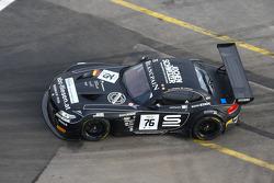 #76 BMW Sports Trophy Team Schubert BMW Z4: Jens Klingmann, Dominik Baumann