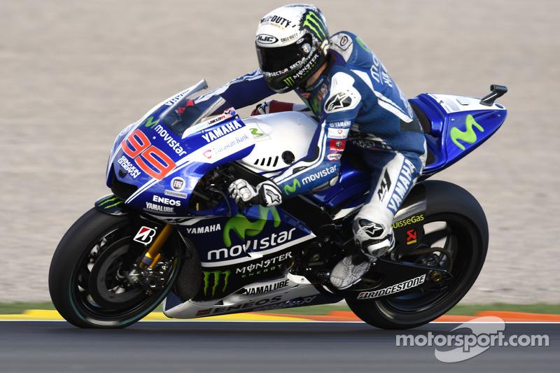 Jorge Lorenzo Yamaha Racing Motogp
