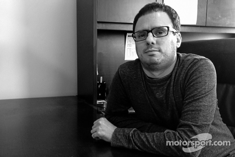 Lou Giocondo, Vizepräsident für Vertrieb bei Motorsport.com
