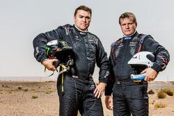 Konstantin Zhiltsov and Vladimir Vasilyev