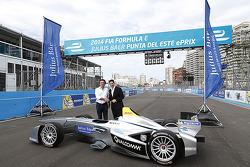 Alejandro Agag, CEO, Formula E