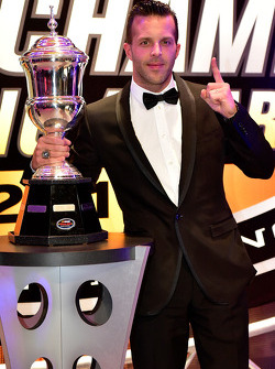 NASCAR Euro Series champion Anthony Kumpen