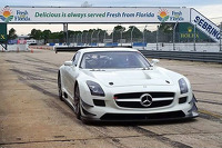 The new DragonSpeed Mercedes SLS AMG GT7