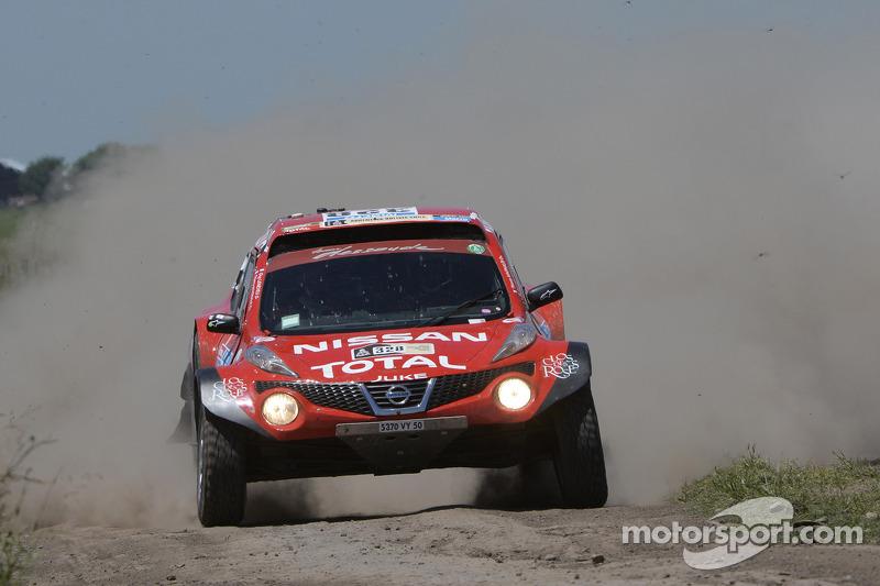 #328 Buggy Dessoude: Thierry Magnaldi, Guy Leneveu