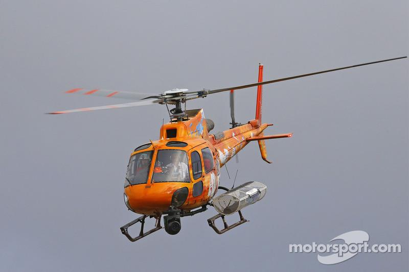 Dakar, Hubschrauber