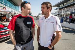 Roland Eggimann and Bernd Schneider