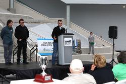 Austin Dillon and Richard Childress, Richard Childress Racing