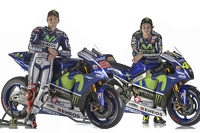 Valentino Rossi and Jorge Lorenzo, Yamaha Factory Racing