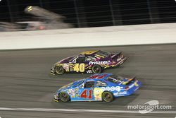 Sterling Marlin and Casey Mears