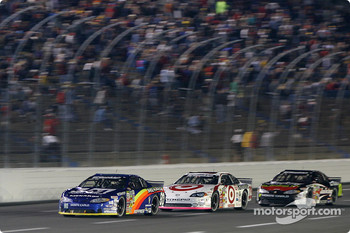 Bryan Reffner leads Reed Sorenson