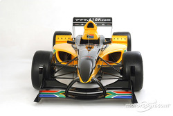 The new Lola A1 Grand Prix car is launched in South African livery