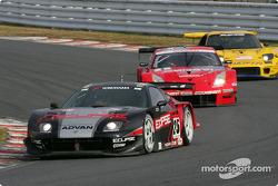 Toyota Supra: Manabu Orido, Dominik Schwager