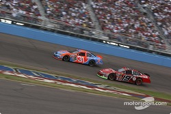 Robby Gordon and Jeremy Mayfield