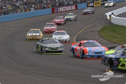 Race action: flat tire for Brian Vickers