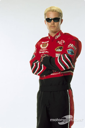 Chad McCumbee as Dale Earnhardt Jr.