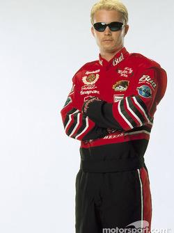 Chad McCumbee as Dale Earnhardt Jr.