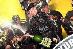 Champagne shower for everyone