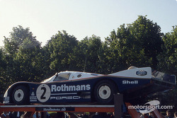 #2 Rothmans Porsche Porsche 962C