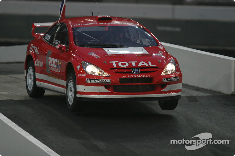 Quarter-final: Sbastien Loeb