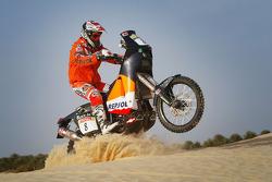 KTM team testing: De Gavardo KTM rider Carlo de Gavardo