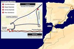 Stage 1: 2004-12-31, Barcelona to Barcelona