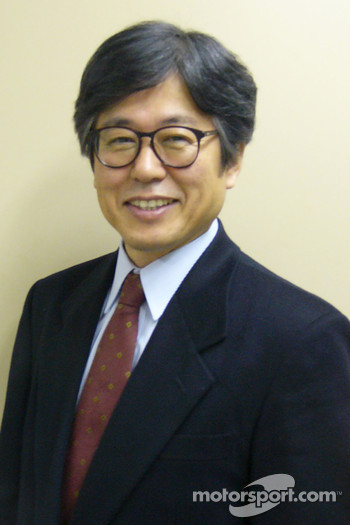 Touri Ueno, General Manager, Motorsport Business Management Dept Toyota Motor Corporation