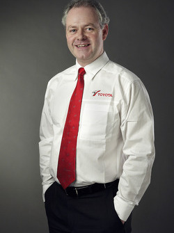 Richard Cregan, General Manager, F1 Operations Toyota Motorsport GmbH