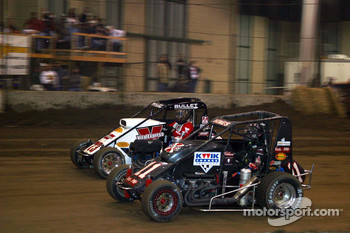 Front Row A Main: Tracy Hines and Josh Ford
