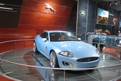 Jaguar Lightweight Coupe Concept