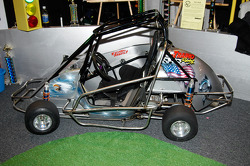 A quarter midget.  Great way for youngsters to start.