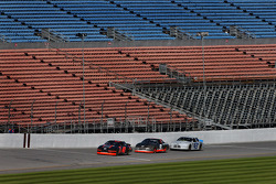 Sterling Marlin, Kasey Kahne and Jeff Green
