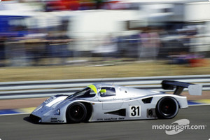 #31 Team Sauber Mercedes  Mercedes-Benz C11: Fritz Kreutzpointner, Karl Wendlinger, Michael Schumacher