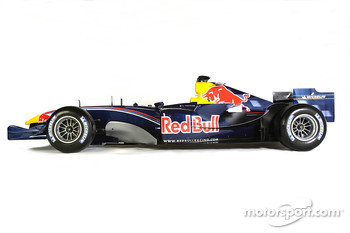 The new Red Bull Racing RB1