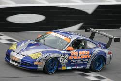 #62 Auto Gallery/ TRG Porsche GT3 Cup: Akira Hirakawa, Hiroshi Wada, Takashi Inoue, Akira Fujita, Kiichi Takahashi