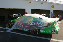 Chevy of Bobby Labonte still under wraps