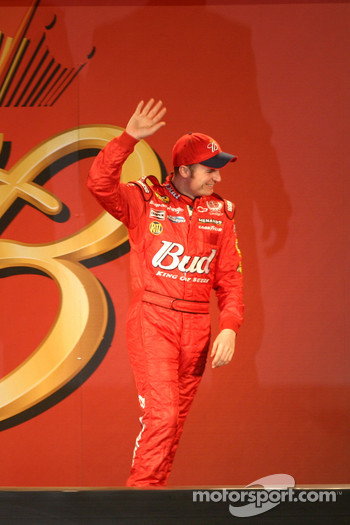 Drivers presentation: Dale Earnhardt Jr.