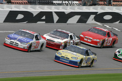 Mike Skinner, Ken Schrader, Dale Earnhardt Jr. and Greg Sacks