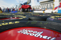 Wood Brothers pit area
