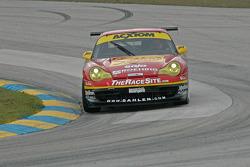 #41 Team Sahlen Porsche GT3 Cup: Joe Nonnamaker, Kurt Roehrig