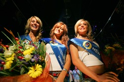 Final of grid girls contest