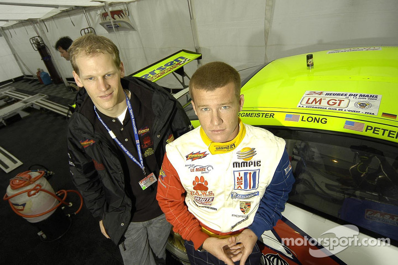 Jorg Bergmeister and Patrick Long