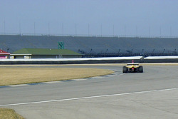 Turn 2 at the IMS road course