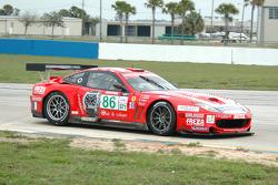 #86 Care Racing - Larbre Ferrari 550 Maranello: Sébastien Bourdais, Christophe Bouchut, Fabricio Gollin