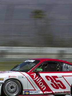 #35 TPC Racing Porsche GT3 Cup: Emil Assentato, Nick Longhi