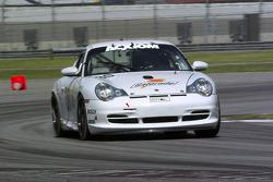 #30 Alegra Motorsports Porsche GT3 Cup: Carlos de Quesada, Hugh Plumb